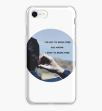 Moriarty. iPhone Case/Skin