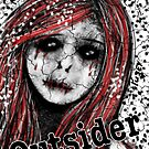 Outsider 2 by Kimberly Pusey