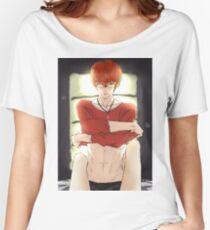 Mystic Messenger - Sexy 707  Women's Relaxed Fit T-Shirt