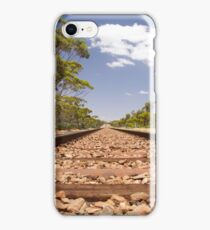 Goldfields track iPhone Case/Skin