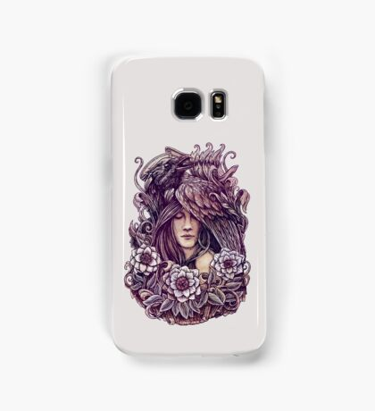 Crow Samsung Galaxy Case/Skin