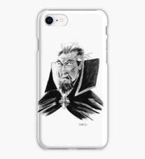 Dr Orpheus iPhone Case/Skin