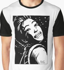 The Mice comic - Diana Graphic T-Shirt