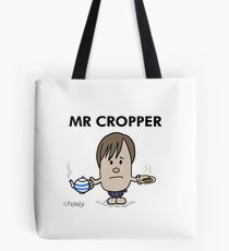 Roy Cropper Coronation Street Mr Man Tote Bag