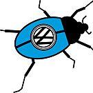 «New Beetle» de Ruth Isern