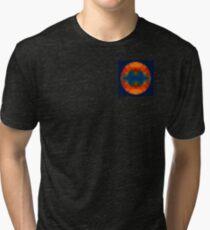 Awareness Intensified Abstract Healing Artwork  Tri-blend T-Shirt