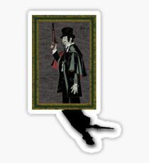 The Forever Duel (Part 1) Sticker