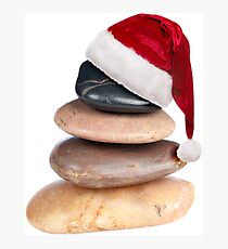 Christmas Rocks! Photographic Print