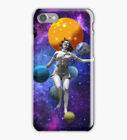Elation iPhone Case/Skin