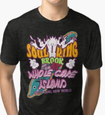 Soul King at Whole Cake Island Tri-blend T-Shirt