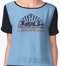 Little Lebowski Urban Achiever Chiffon Top
