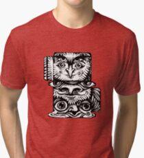 Strange Totem Tri-blend T-Shirt