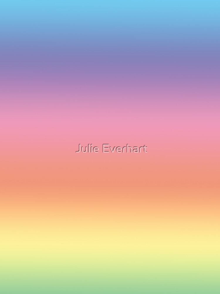 Ombre Pastel by Julie Everhart by julev69