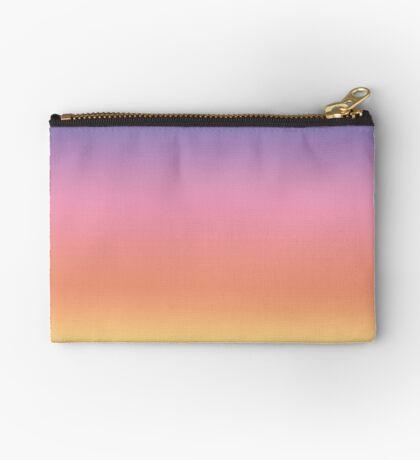 Ombre Pastel by Julie Everhart Zipper Pouch