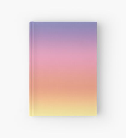Ombre Pastel by Julie Everhart Hardcover Journal