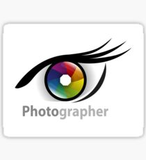 Photographer community Sticker