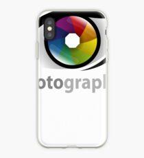 Photographer community iPhone Case