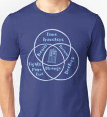 Who, What, Venn Slim Fit T-Shirt