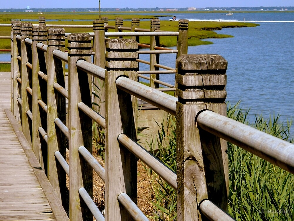 Along the Pier-Jersey Shore    ^ by ctheworld