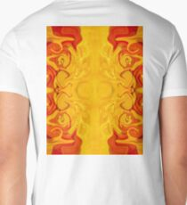 Energy Bodies Abstract Healing Artwork  T-Shirt