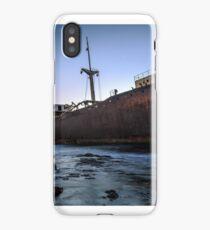 Telamon, AKA Temple Hall Shipwreck iPhone Case