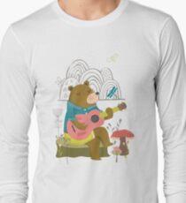 Happy Bear Day Long Sleeve T-Shirt
