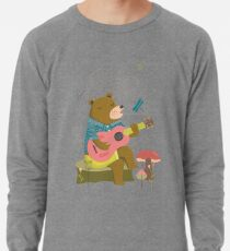 Happy Bear Day Lightweight Sweatshirt