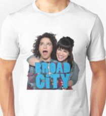 Abbi and Ilana - Broad City T-Shirt