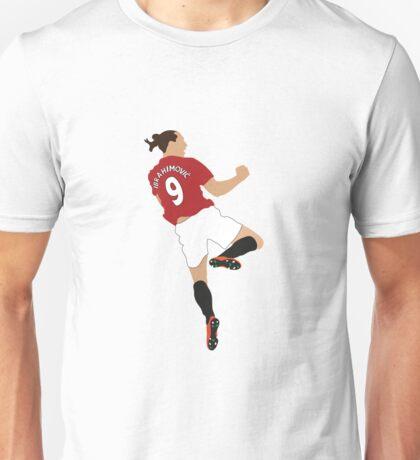 Zlatan Ibrahimovic (Manchester United) Unisex T-Shirt