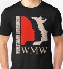 Women March On Washington WMW Unisex T-Shirt