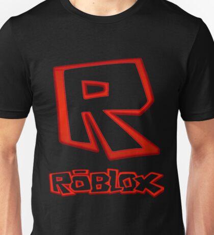 ROBLOX Game Unisex T-Shirt