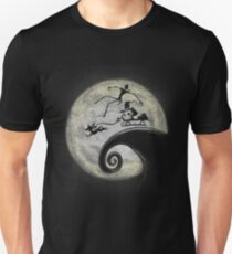 Nightmare Before Grinchmas Unisex T-Shirt