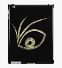 A Series of Unfortunate Events Eye Logo iPad Case/Skin