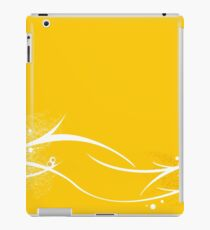Yellow Wallpaper iPad Case/Skin