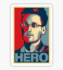 Snowden Sticker