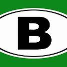 Bellingham Washington Oval B by KWJphotoart