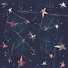 Shooting Star Constellation by lollylocket