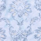 Blue Damask by newyorktaxi