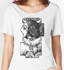 Toad Lady Women's Relaxed Fit T-Shirt