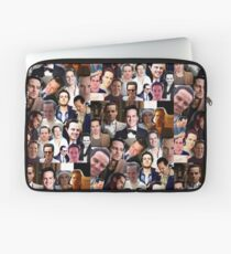 Andrew Scott Collage Laptop Sleeve