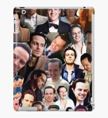 Andrew Scott Collage iPad Case/Skin