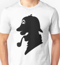 Super Mario Holmes Unisex T-Shirt