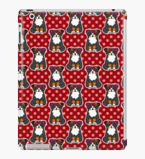 Flower Crown Bernie Polk-a-dots Pattern iPad Case/Skin