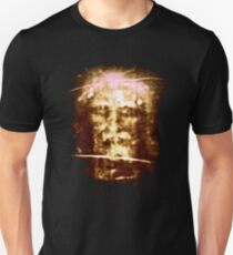 The Shroud of Turin Jesus Holy Face T-Shirt