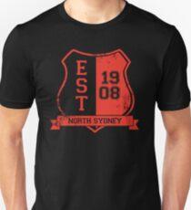 North Sydney Rugby League: Established Shield T-Shirt