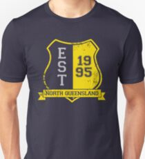 North Queensland Rugby League: Established Shield T-Shirt