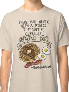 Breakfast Foods Classic T-Shirt