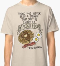 Breakfast Foods Classic T-Shirt