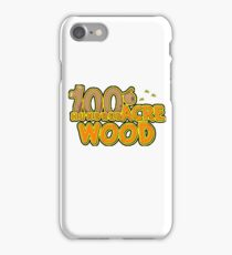 Hundred acre wood iPhone Case/Skin
