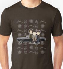 Supernatural cute team free will / Sam & Dean Winchester / Castiel T-Shirt